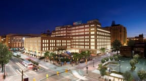 Hilton Garden Inn Richmond Downtown - Richmond, Virginia -
