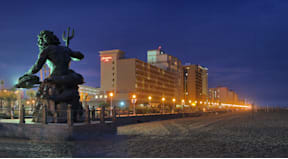 Hampton Inn Virginia Beach Oceanfrnt Nth - Virginia Beach, Virginia -