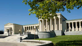 Albright-Knox Art Gallery - Buffalo, New York