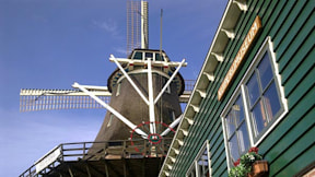 Sloten Windmill (The) - Amsterdam, The Netherlands