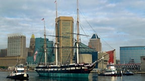 USS Constellation - Baltimore, Maryland