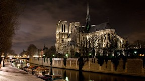 Cathdrale Notre-Dame de Paris - Paris, France