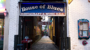 House Of Blues - New Orleans, Louisiana
