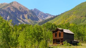 Ashcroft Ghost Town - Aspen, Colorado