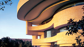 National Museum of the American Indian - Washington DC, District of Columbia