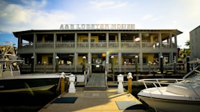 A & B Lobster House - Key West, Florida