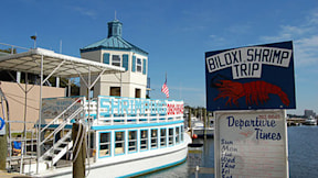 Biloxi Shrimping Trip - Biloxi, Mississippi