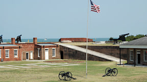 Fort Clinch State Park - Jacksonville, Florida