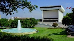 Lyndon Baines Johnson Library &amp; Museum - Austin, Texas