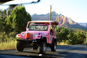 Pink Jeep Tours - Sedona, Arizona