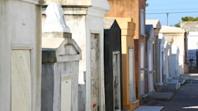 Saint Louis Cemetery Number One - New Orleans, Louisiana