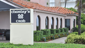 Charley's Crab - Palm Beach, Florida