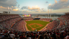 Great American Ballpark - Cincinnati, Ohio