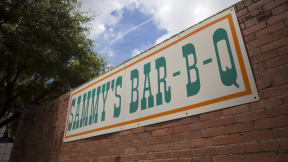 Sammy's Bar-B-Que - Dallas, Texas