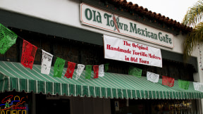 Old Town Mexican Cafe - San Diego, California