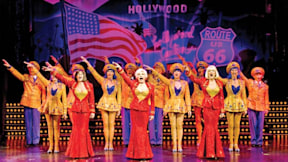 Fabulous Palm Springs Follies - Palm Springs, California