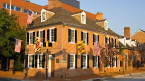 Flag House &amp; Star-Spangled Banner Museum - Baltimore, Maryland