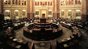 Library of Congress - Washington DC, District of Columbia