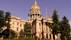 Colorado State Capitol Building - Denver, Colorado