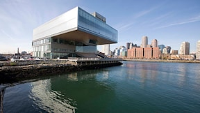 Institute of Contemporary Art - Boston, Massachusetts
