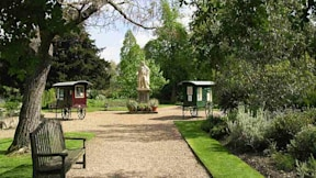 Chelsea Physic Garden - London, United Kingdom