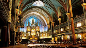 The Notre-Dame Basilica