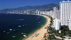Acapulco Beachfront