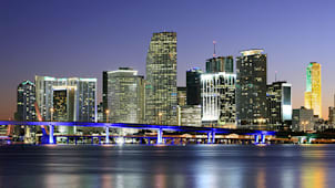Miami Skyline