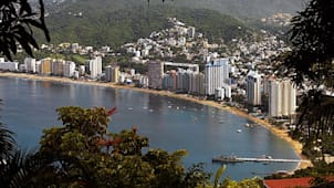 Scenic Acapulco
