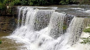 Greater Cleveland's Waterfalls