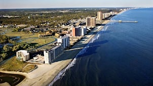 Myrtle Beach Coastline