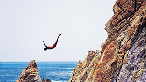 Cliff Diver