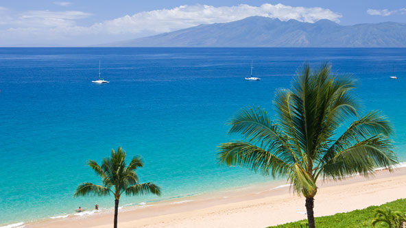 Ka'anapali Beach