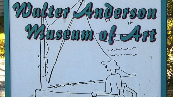 Walter Anderson Museum
