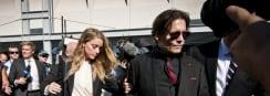 Amber Heard Files Restraining Order