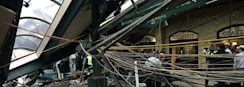 Hoboken Train Crash Turns Deadly
