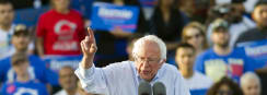 Sanders: 'Yes' I Will Vote for Clinton