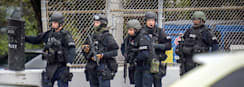 Police Shoot Man in Panda Suit in Baltimore