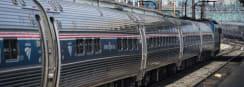 Amtrak Train Derails in Vermont