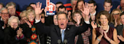 Kasich Stuns With Second Place Finish in NH