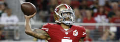 Rodney Harrison on Kaepernick: 'He's Not Black'