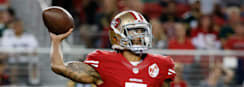 Colin Kaepernick Sparks Controversy Over Sit-Out