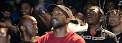 Kanye Feuds With Taylor Swift Again