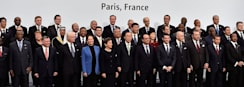 World Leaders Gather for Climate Talks