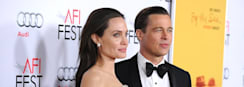 Angelina Jolie Comments on Divorce