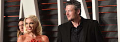 Gwen and Blake Enjoy Their 'Honeymoon'