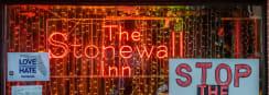 Stonewall Inn Named National Monument