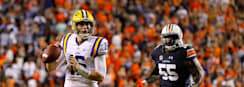 LSU Vs. Auburn Has Shocking Finish