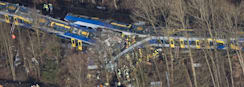 Train Crash in Germany Kills at Least 9
