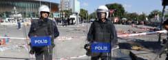 Twin Bombs Kill Scores at Pro-Kurdish Rally
